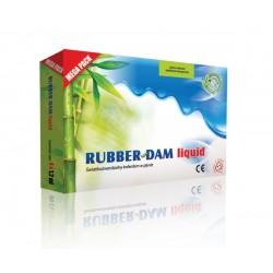 Koferdam w płynie Rubber-Dam Liquid zestaw 4 x 1,2 ml Cerkamed