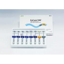 SPIDENT EsCom100® Zestaw strzykawek