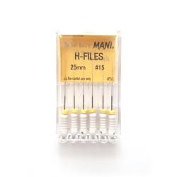 Mani H-FILES 25mm 30