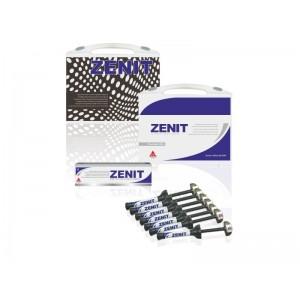 PD ZENIT Zestaw -  nanokompozyt ceramiczny - 7x4g+Flow