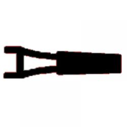 Kształt: Płaski stożek