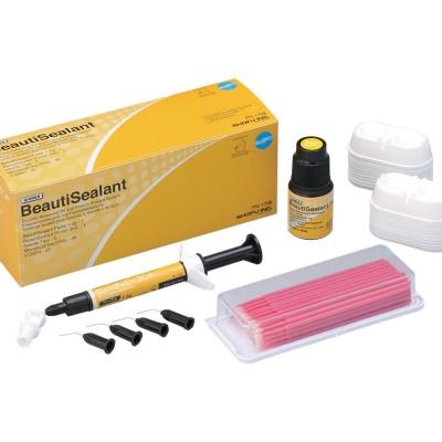Shofu BeautiSealant - Lak szczelinowy uwalniający fluor zestaw
