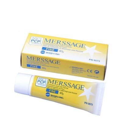 Shofu Merssage Fine - pasta profilaktyczna 40g