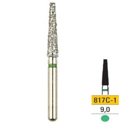 Shofu Robot Points FG Diamonds Coarse - 817C - 9.0mm