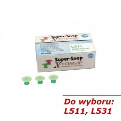 Shofu Super-Snap X-Treme (zielone, cienkie) 50 szt.
