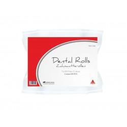 Wałeczki PD DENTAL COTTON, bawełna, czysta biel - 600 szt